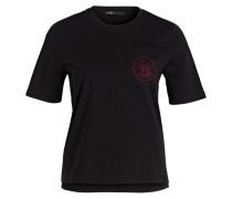 T-Shirt TITI - schwarz