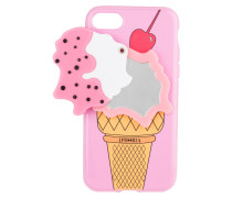 iPhone-Hülle ICECREAM - rosa