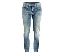 Destroyed-Jeans SKINNY SBLDEC Skinny-Fit