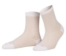 Socken LADYWELL RINGLET mit Glitzergarn