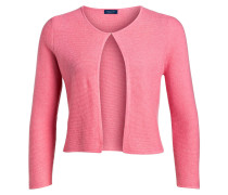 Cashmere-Cardigan - rosa