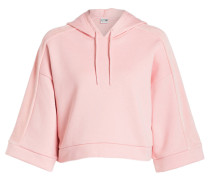 Cropped-Hoodie XTREME - rosa