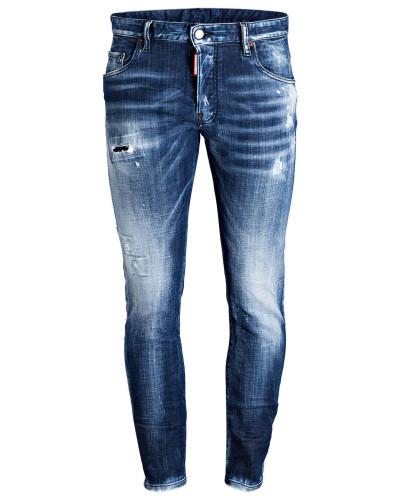 Destroyed-Jeans SKATER Slim Fit