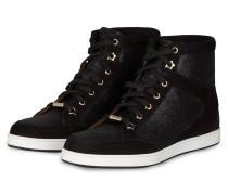Hightop-Sneaker TOKYO - schwarz