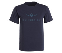 T-Shirt RAULI - blau