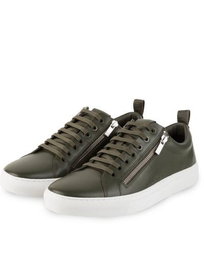 Sneaker FUTURISM TENNIS - DUNKELGRÜN