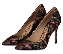 Pumps HAZEL - schwarz/ bordeaux