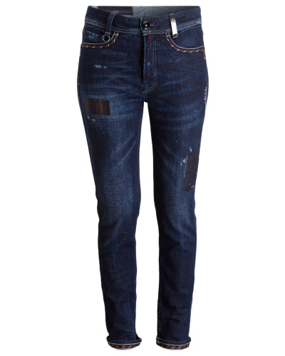 Jeans ASHBY - dark blue used
