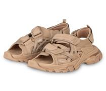 Sandalen TRACK - BEIGE