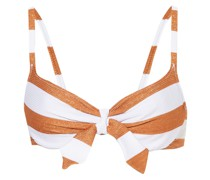 Bügel-Bikini-Top FERNANDA mit Glitzergarn