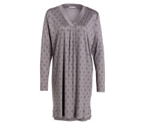 Nachthemd - grau