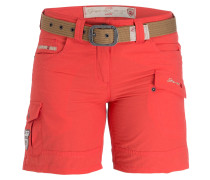 Outdoor-Shorts HIRA - koralle
