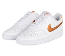 Sneaker COURT VISION LOW - WEISS