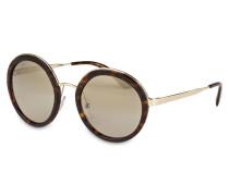 Sonnenbrille PR 50TS - gelb
