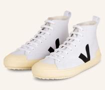 Hightop-Sneaker NOVA - WEISS