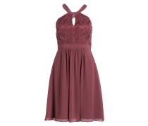 Kleid - mauve
