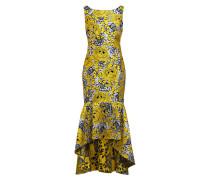 Kleid LEELA mit Volantbesatz