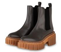 Plateau-Boots EMILIE - GRAU