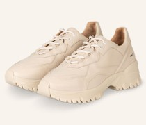 Sneaker CHARGE OXFORD - CREME