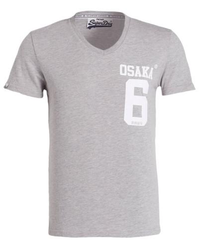 T-Shirt OSAKA - grau