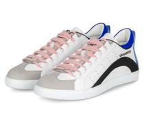 Sneaker - WEISS/ DUNKELBLAU/ SCHWARZ