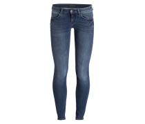 Skinny-Jeans IN - blau