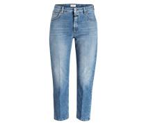 7/8-Jeans HEARTBREAKER - vu easy blue
