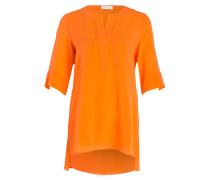 Seidenbluse ADA - orange