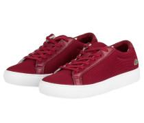 Sneaker  L1212 - rot