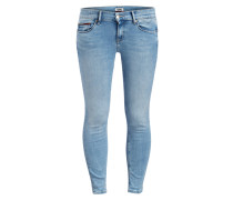 7/8-Jeans NORA - denim light blue