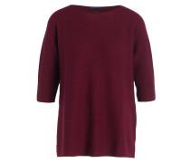 Cashmere-Pullover - bordeaux