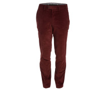 Cordhose PARMA Regular-Fit - bordeaux