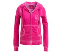 Sweatjacke SHELBY - pink