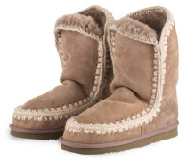 Fell-Boots ESKIMO - mocca