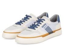 Sneaker FAIRCOURT - WEISS/ DUNKELBLAU