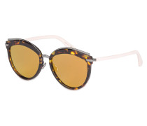 Sonnenbrille DIOR OFFSET 2 - braun