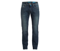 Jeans LYON FUTURE FLEX Tapered-Fit - blau