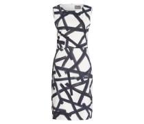 Kleid BEA - creme/ schwarz