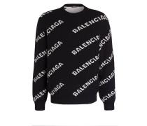 new product 5309f 333fc Balenciaga Pullover | Sale -70% im Online Shop