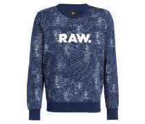 Sweatshirt CORE - blau