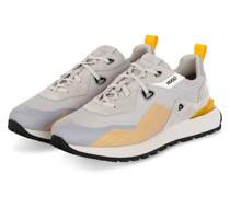 Sneaker CUBITE RUNN - GRAU/ DUNKELGELB