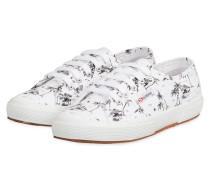 Sneaker 2750 FANTASY COTU - WEISS/ SCHWARZ