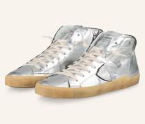 Hightop-Sneaker PRSX - SILBER