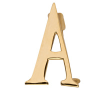 Brosche INITIAL - gold