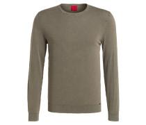 Pullover Level Five - altgrün
