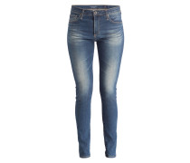 Skinny-Jeans FARRAH - bbw graublau