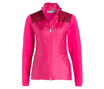 Isolations-Jacke RETENTION - magenta