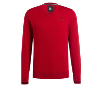 Pullover ROYAL SEA V - rot