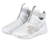 Hightop-Sneaker FIERCE STRAP SWAN - weiss