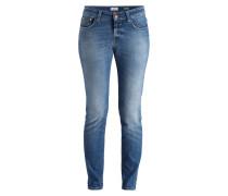 Jeans BAKER - washed down blue